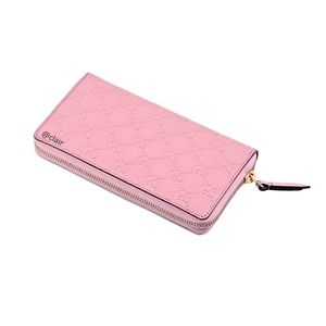 Gucci Bags - Gucci GG Signature Leather Zip Around Wallet